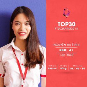 Nguyễn Thị Ý Nhi