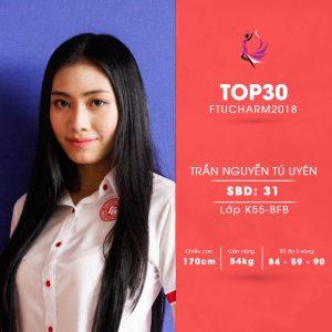 Trần Nguyễn Tú Uyên