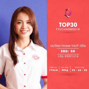 Huỳnh Phạm Thủy Tiên